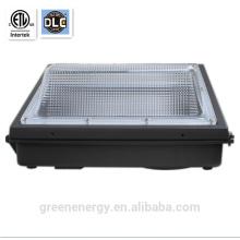 Außenbeleuchtung ETL & DLC aufgeführt IP65 Ra> 80 5 Jahre Garantie 120W LED Wand Pack Licht