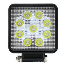 27W Square Bright LED Spotlight Arbeitslicht Auto