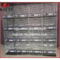 3 Layer 4 Door Galvanized Pigeon Breeding Cage