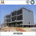Planos de construcción de edificios de acero prefabricados