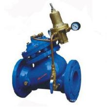 Válvula de retención y descarga de presión segura (GAAX742X)