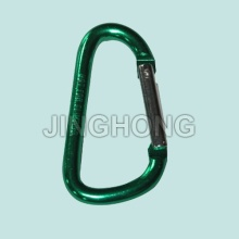 Aluminum Snap Hook D Shaped