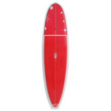 Stand up Paddle Surfboard (SUP with colourful design) , EPS Core with Glassfibering Surface, Customized Size, Colour, Logo