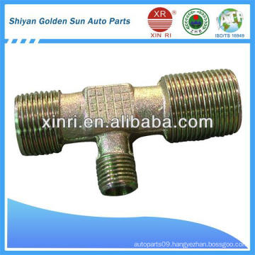 High quality male 3-way connector for auto brake
