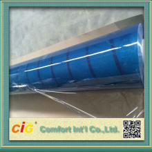 Packing Use PVC Light Blue Color Clear Sheet