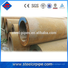 Hot tube en acier sans soudure et en acier inoxydable durable