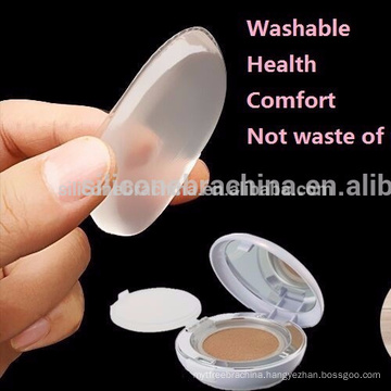 silicone makeup sponge for beauty silicone make up sponge tear drop
