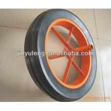твердой резины колесо 14 x 4
