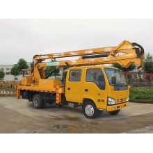 ISUZU new bucket trucks بيع الشاحنات