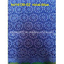 Fashion Lace Fabric for African Cord Lace