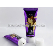 cream cosmetic tube for cosmetic packaging