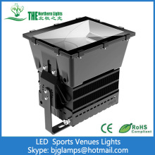 1000W LED Lighting Replacing 2000W HID in Sports Venues