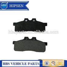 VOLVO BRAKE PAD SETS 11716655