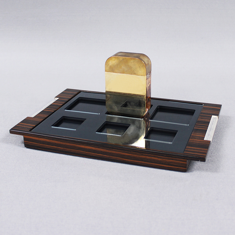 Perfume Holder Tray Perfume Display Stand Tray