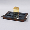 Perfume holder tray parfum display standaard lade