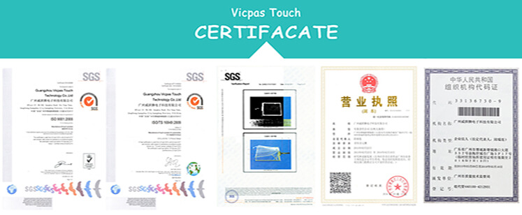 Certification of VICPAS 1