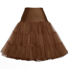 Grace Karin Women A-line Short Retro Dress Vintage Crinoline Rockabilly Underskirt Petticoat CL008922-18