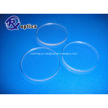Janelas de fluoreto de cálcio infravermelho (CaF2)
