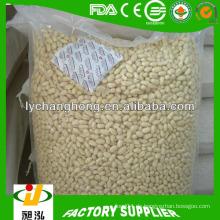 Blanchierte Erdnüsse