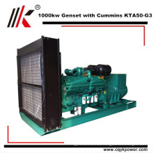SIEMENS DIESEL GENERATOR SET WITH GASOLINE GENERATOR 5.5HP CAN BE POWER PLANT