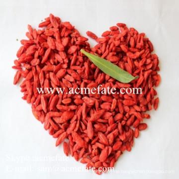 Beste Großhandel Distributor getrocknete Import Goji Beeren