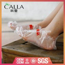 venta caliente y máscara sedosa de la peladura del pie de la alta calidad para la venta al por mayor