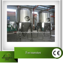 SUS304 Fermenter aux jus Jacketed