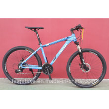 Bicicleta de montaña de aleación de Castro de buena calidad 24 seg (FP-MTB-A072)