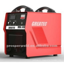 Portable inverter type DC argon arc welding machine MMA400
