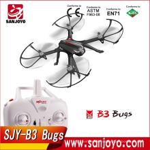 Newest MJX B3 Bugs 2.4Ghz 4CH Brushless Motor RC Dron Drone Plane With Gimbal & Camera holder (without camera)