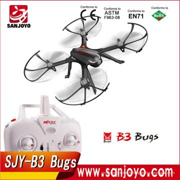 Date MJX B3 Bugs 2.4 Ghz 4CH Brushless Moteur RC Dron Drone Avion Avec Gimbal & Camera support (sans caméra)