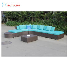 H- China Outdoor Leisure Garden Style Furniture for Patio Sofa 2016