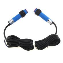 Yumo G18-3c5PC Sensor de proximidad inductivo Tipo cilíndrico Interruptor fotoeléctrico Sensor de proximidad capacitivo