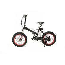 Vélo électrique à entraînement par chaîne de moteur à grande vitesse de 25 km/h