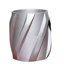 Best Quality for Solid Rigid Centralizer,Rigid Centralizer,Aluminium Solid Rigid Centralizer Manufacturers and Suppliers in China Spiral Vane Aluminium Solid Rigid Centralizer supply to Russian Federation Factory
