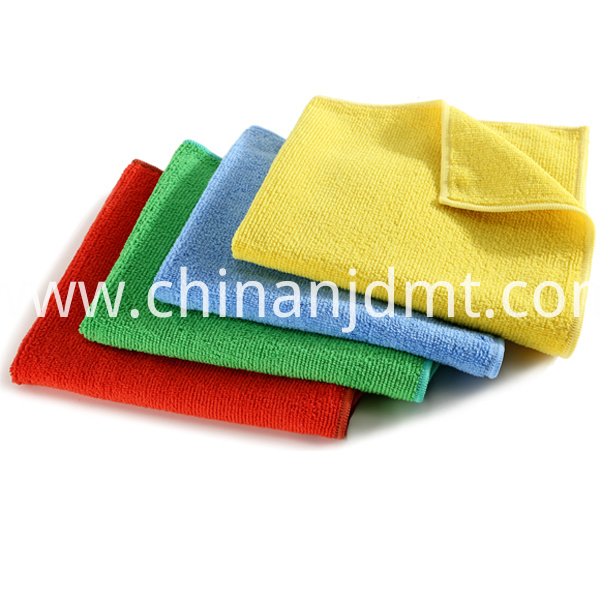 Microfiber Cleaning Cloth Terry Cloth