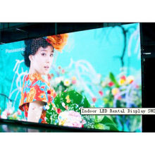 Smd 3528 Hd Full Color Stage Background Led Display Screen Rental , Light Weight