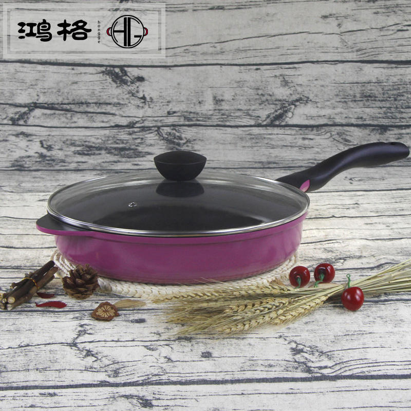 Aluminum Frying Pan