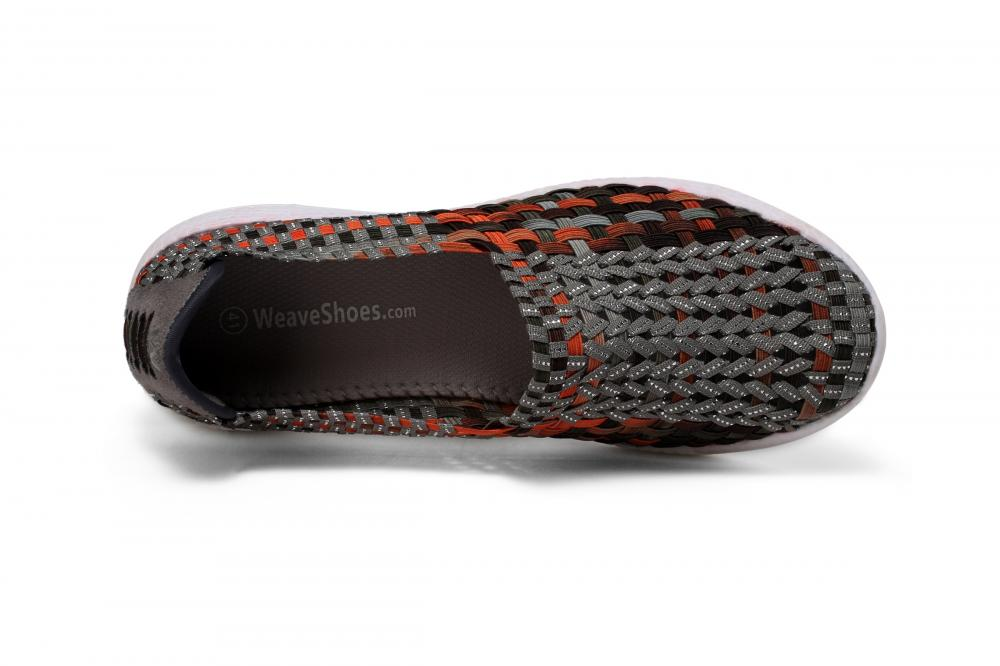 Sweat-Absorbent Woven Hollow Shoes