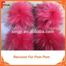Pom Pom Fur Balls for Beanie Hat