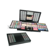 2014 Cosmetics Newest Big Make Up Kits with Rectangle PLastic Box