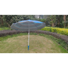 New uv sun protect double layer luxury heavy duty quality huge garden outdoor big beach umbrella with panel customized
