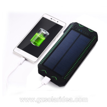 Solar Station Usb Output Solar Panel Phone Charger