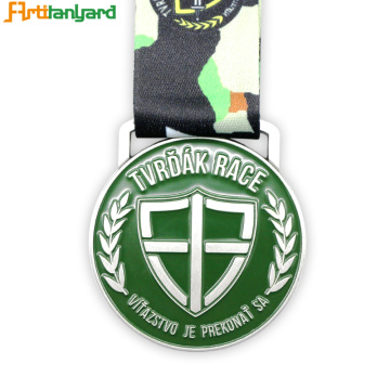 Marathon Corporate Medal Display