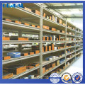 Easy Install Economical light duty rivet shelving system