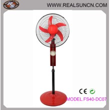 Energy-Saving DC Solor Fan-16inch Stand Fan