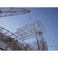 Construcción prefabricada Estructura de acero domo