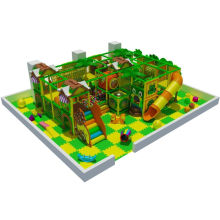 Cartoon Indoor Playgrounds For Kids , Soft Indoor Playground Equipment
