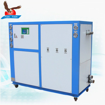 10hp air didinginkan unit chiller air