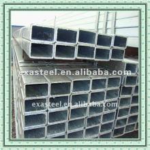 25 * 25 tubes carrés d'acier